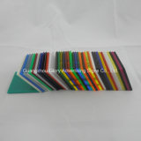 Placa acrílica da alta qualidade PMMA e folha acrílica