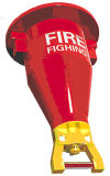 Het Super Fijne Brandblusapparaat van de Ballen van het Poeder ABC