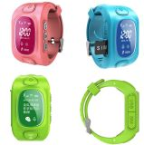 GPS Smart Watch avec la carte SIM Slot et SOS Function pour Kids