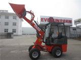 Everun Er06 Neue Modell 농업 농장 또는 땅 Maschine 소형 Radlader/Hoflader/Wheel 로더 Mit Ce/Euro 3