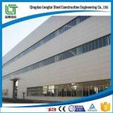 ISO: Almacén de acero barato de los paneles de emparedado con la resistencia del viento pesado (LTW0074)