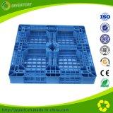 Паллет голубой Одиночн-Стороны цвета Cross-Section тяжелый пластичный