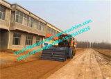 Mezcladora estabilizada Wb18 del suelo con maquinaria de mezcla del camino de la anchura de 1800m m