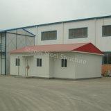 低価格の軽い鉄骨構造そして組立て式に作られた住宅の家