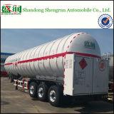 De cryogene Tanker van het LNG van het Argon van de Stikstof van de Zuurstof