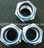 Écrous de blocage en nylon M45 de garniture intérieure