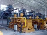 500kw Generator van het Biogas Genset van de Apparatuur van de Macht van de Motor van het Gas van het methaan de Stille Elektrische