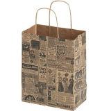 Médico clássico Chevron Paper Shopper