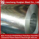 55% de tôle d'acier revêtue Al-Zn Galvalume Steel in Coils