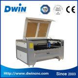 Preço acrílico de madeira do cortador do laser do CO2 da madeira compensada do couro da tela