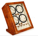 High Gloss bois Automatic Watch Winder