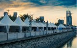 광저우에 있는 Sale를 위한 전망대 Pagoda 갑자기 나타나 Wedding Tent