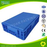 واجب رسم زرقاء خفيفة بلاستيكيّة تحوّل وعاء صندوق لأنّ صناعة