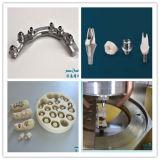 歯科実験室のための5つの軸線の歯科フライス盤