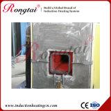 Fornalha de indução da tubulação de aço do quadrado da fonte de China antes de forjar