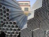 Tubos de acero galvanizados soldados de calidad superior