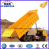 De hete Vrachtwagen van de Kipper van Hongyan van de Verkoop 8*4 van Motor Cursor9