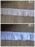 衣服のための高品質の綿のふさのフリンジ
