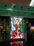 P3.33 Fenêtre à linge pleine couleur représentant un panneau mural numérique