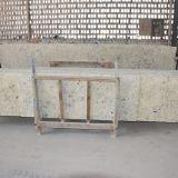 Mooie Countertop van het Graniet van de Badkamers van het Ontwerp Gele