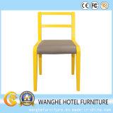 Собрание гостиницы классицистическое обедая кожаный стул без Armest