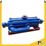 Pompe à plusieurs étages centrifuge horizontale d'eau propre de structure de pompe