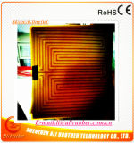 calentador cuadrado de la impresora de 220V 400W 300*300m m Polyimide 3D