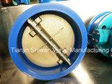 Válvula de verificação Ductile da bolacha do ferro (H77X-10/16)