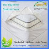 Anti couverture de matelas de protection d'insecte de bâti d'allergie