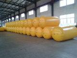 Flexibles rechteckiges flüssiges Wasserreservoir