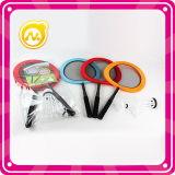 플라스틱 아이 야외 테니스 라켓 장난감 세트