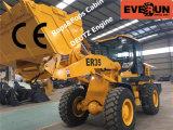 CE Wheel Loader Er35 Rops&Fops с Pallet Forks
