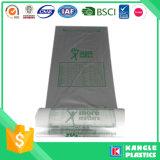 Sacchetti del congelatore stampati abitudine dell'HDPE sulla memoria di carta