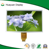Monitor del LCD de la pantalla de 7 pulgadas para hacer publicidad de la visualización