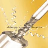 Herramienta de rosca de los golpecitos del enchufe de chispa de la máquina del HSS de la pieza inserta de la rosca de tornillo del surtidor del cortador de la herramienta de máquina