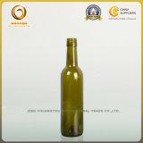 Горячая бутылка красного вина сбывания 375ml с крышкой винта для Бордо (116)