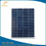 painel 80W solar poli com preço do bom (SGP-80W)