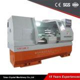 Hohe maschinell bearbeitender Präzision CNC, CNC-Drehbank für Stahl Cjk6150b-2