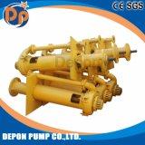 Pompa centrifuga verticale ad alta pressione dei residui