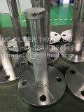 Laterales del eje y de la cabecera del acero inoxidable para la filtración del petróleo y del agua