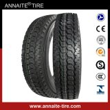 100% Radial novo Truck Tire em Sale 11r24.5 DOT Certificate Approved