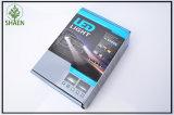 최고 밝은 60W 6000lm LED 자동차 헤드라이트