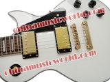 Guitarra elétrica feita sob encomenda do Lp com as peças de alta qualidade de Coreia do Sul (Afanti CST-719)
