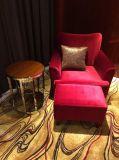 Meubles de luxe de chambre à coucher d'hôtel de nouvelle conception doubles (NCHB-002)