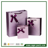 Hohes Qualiyt förderndes reizendes buntes Geschenk-Papierbeutel