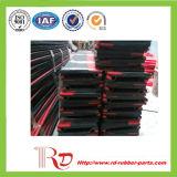 Hete Verkoop 1030mm de Transportband RubberSkirtboard van de Dikte