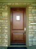 Good Quality를 가진 Bm Trada Wooden Fire Door