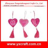 Венчание украшения Valentine (ZY13L913-1-2-3) вися орнаментирует подарок