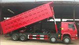 Camion à benne basculante de l'euro 2 HOWO de Sinotruk HOWO 8X4 371HP (ZZ3317N3867C1)