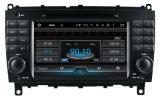 Hla 7インチのアンドロイド5.1のダッシュ車のベンツClk/Cls/CのためのBluetoothのラジオとのステレオのDVDプレイヤーGPS土曜日Navi